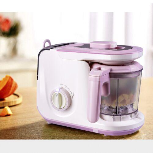Multifunction Electric Baby Food Blender Steamer Processor S