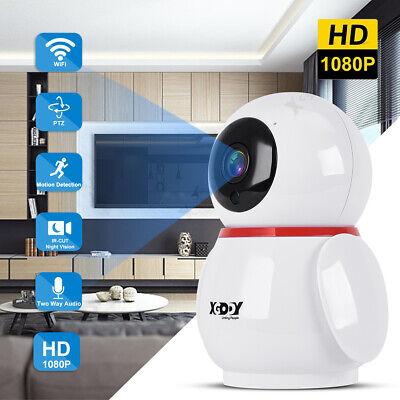 1080P/720PWiFiIPSecurityCameraIndoorCCTVHomeSmartNetworkBabyMonitor Home Network Monitoring