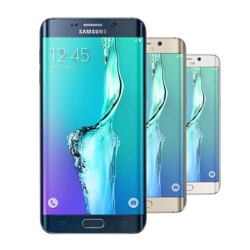 Samsung G928 Galaxy S6 Edge Plus 64GB 16MP Camera Verizon Wireless 4G Smartphone