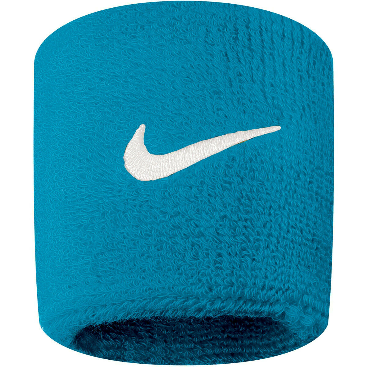 Nike Swoosh Wristbands 2-PACK Singlewide Tennis Soccer Runni