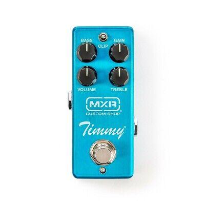 Jim Dunlop MXR JD-CSP027 Timmy Overdrive Guitar Pedal
