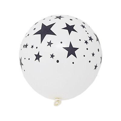 NEU weiß STAR STYLE LED Beleuchtung Illoom Ballon Party leuchtend Geburtstag