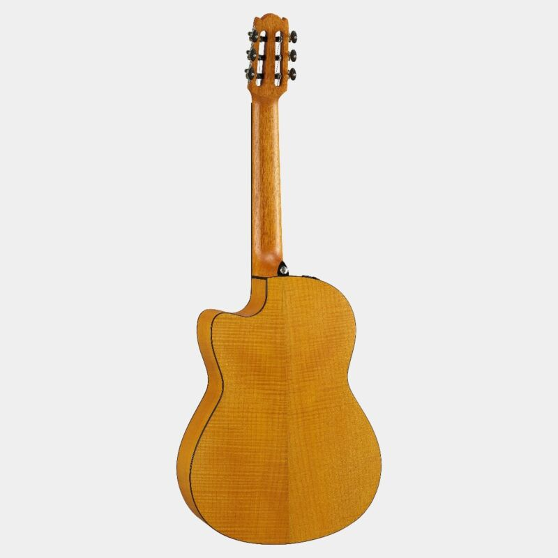 Yamaha NCX1FM NX Series Acoustic Electric Nylon String Guitar