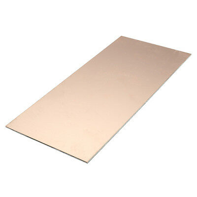 100x220x1.5mm Double Sided Copper Clad Plate Pcb Circuit Board Fr4 Laminate