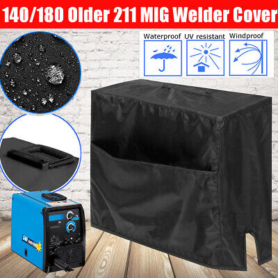 Mig Welding Machines Cover Dustwaterproof For Millermatic 135140175180211