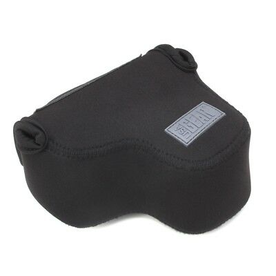 Micro 4/3 Offset Digital Camera Sleeve - Camera Case  with Protective Neoprene