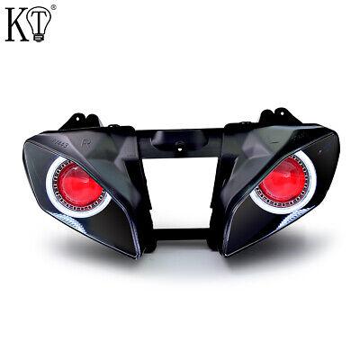 KT Full LED Headlight for Yamaha R6 2008-2016