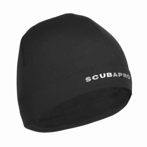 Scubapro Neoprene Beanie 2mm BLACK Size L/XL