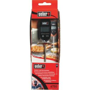 Weber 6750 thermometer  NEW $11