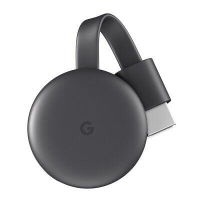 Nuevo Google Chromecast (3.ª generación) + 3 meses de suscripción a Sky Gratis!