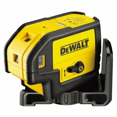 Dewalt Dw085k 5 Beam Self Leveling Laser Pointer - Dw085k