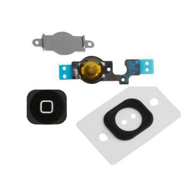 Home Button for iPhone 5C - Black