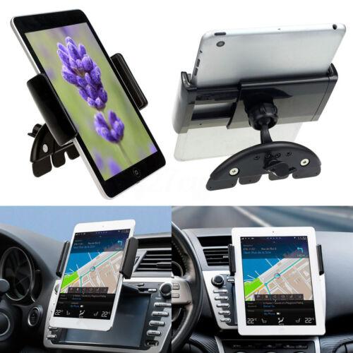 360° UNIVERSALE SUPPORTO AUTO DA CD SLOT FESSURA PER PORTA 7'' TABLET GPS GPS