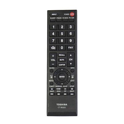 CT-90325 New TV Remote Control for Toshiba Smart TV 19AV600U 32E200U 22AV600UZ