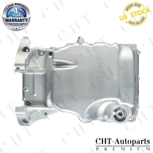 Engine Oil Pan For Honda Accord 2013-2016 Acura TLX 05 06