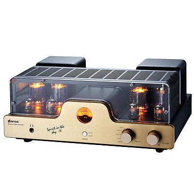 Original Dared I30 I 30 Hifi Class A Vacuum Tube Integrated Amplifier 6L6g 12Ax7