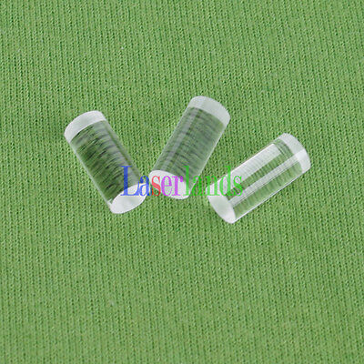 Laserland 10x 110 120 Cylinder Optical Glass Line Lens For Laser Diode Module
