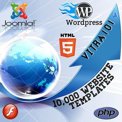 10 000 Plus   Website Templates   Flash  Wordpress  Joomla  Turnkey  Themes