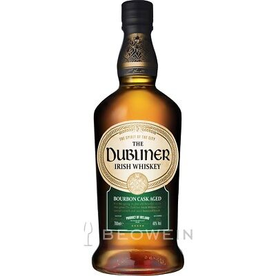 The Dubliner Irish Whiskey 0,7 l Blended Whisky Dublin Whiskey