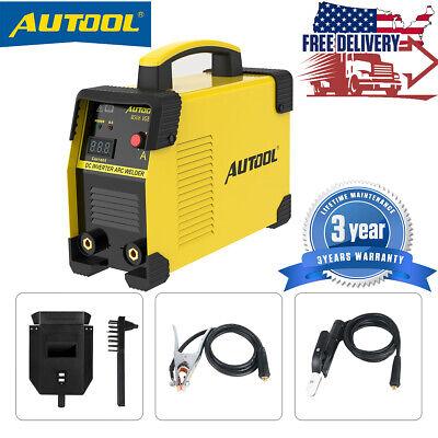 110v220v Mma Arc Welding Machine Portable Dc Igbt Inverter Welder Autool M508