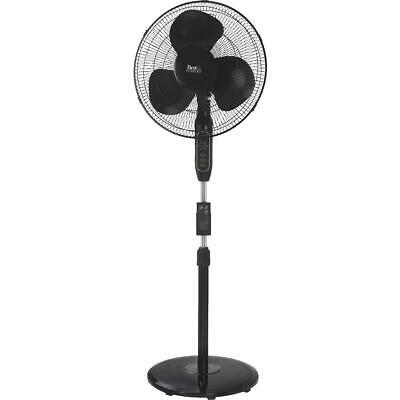Best Comfort 16 In. 3-Speed 42 In. to 50 In. H. Oscillating Pedestal Fan
