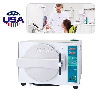 18l Dental Automatic Autoclave Steam Sterilizer Drying Function Sterilizition