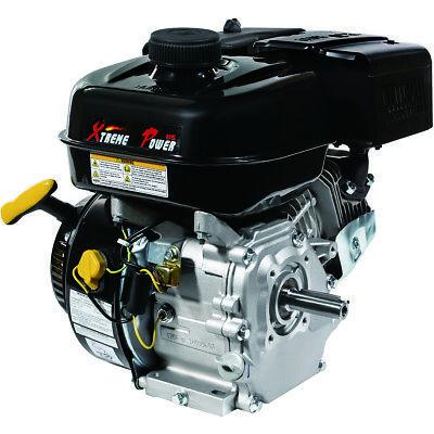 XtremepowerUS 7HP 212CC Gas Engine Go Kart Log Splitter water pump Lifan Engine ()