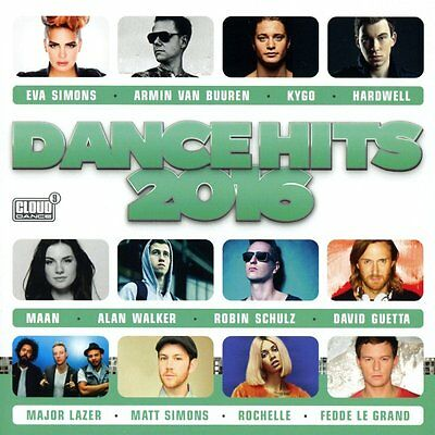 Dance Hits 2016 - New Cd Compilation