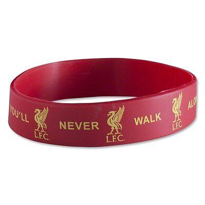 Liverpool FC silicone wristband    (bb)