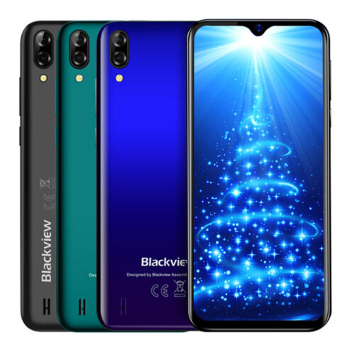 """Android Phone - 6.1"""" Blackview A60 Smartphone 1GB+16GB Mobile phone Unlocked 4080mAh Android 8.1"""
