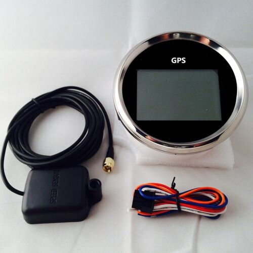 GPS Speedometer Universal For Marine Car GPS Digital Speedometer Odometer Gauge