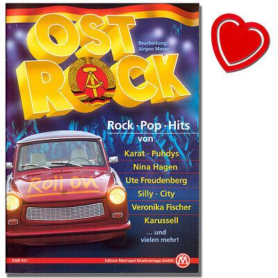 Ost Rock Songbook -  Edition Metropol - EMB931 - 9795016393116