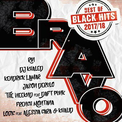 BRAVO BLACK HITS-BEST OF 2017/18  2 CD