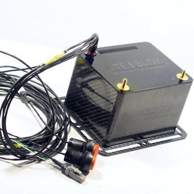 LiteBlox Light Battery 16V LB21XXMS Drag & Sprint Cars FIA killswitch&CAN-bus