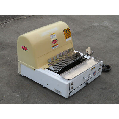 Berkel Mb-716 Bread Slicer 716 Slice Thickness Used Great Condition