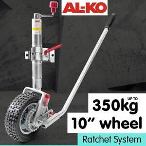 Alko 10in Trailer Boat Jockey Wheel