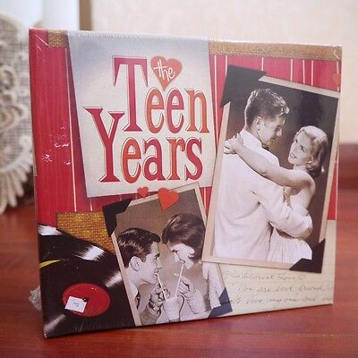 "NEW SEALED! V.A. ""The Teen Years"" 10 CD Box Set Time Life"
