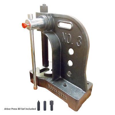 Pro-series 3 Ton Arbor Press 8600-0133