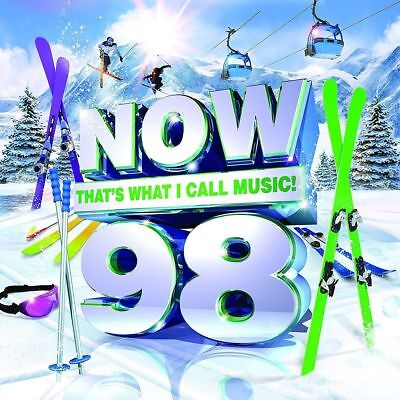Now That's What I Call Music! 98 - Various Artists [CD] (2017) New & Sealed UK