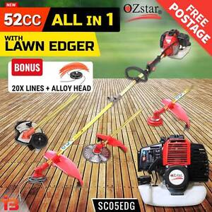 Buy Brand New All in 1 Back Pack Brush Cutter Fairfield Fairfield Area Preview
