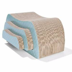 Cat Scratching Post - 3 Piece. As new. Fitzroy North. Fitzroy Yarra Area Preview