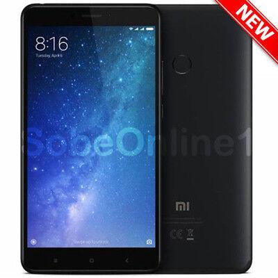 Xiaomi Mi Max 2 64Gb Black  Factory Unlocked  6 44  4Gb Ram 12Mp Dualsim