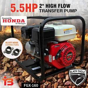 Powerful Honda 5.5 HP Fire Fighting High Pressure Water Pump Fairfield Fairfield Area Preview