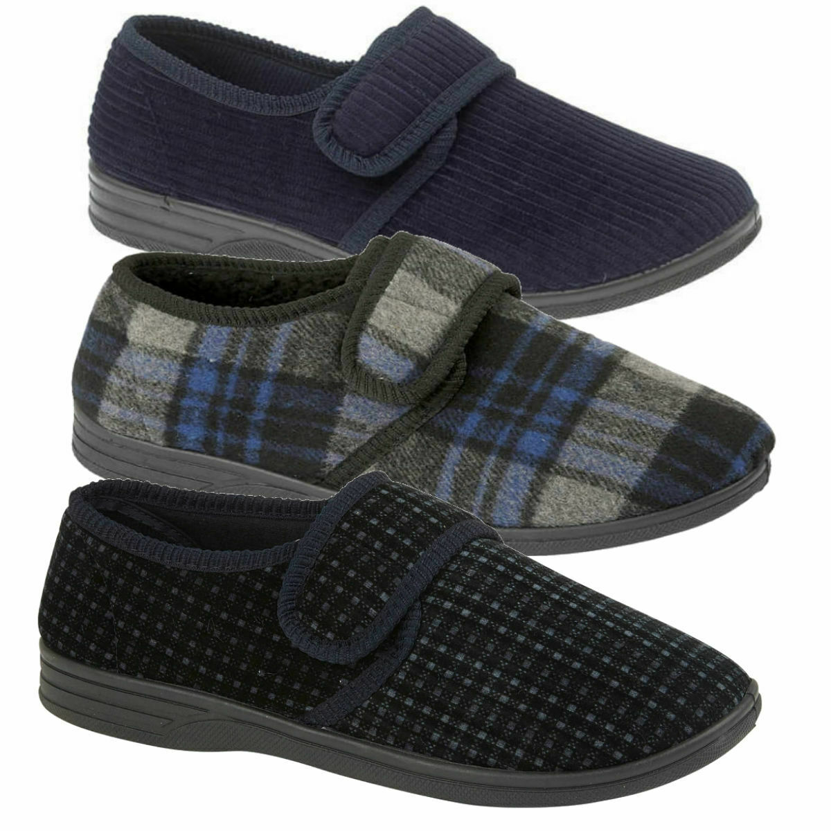 HOMYPED MENS ARNOLD 2 COMFORTABLE