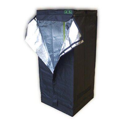 Indoor Hydroponic Grow Tent Box Bud Dark Room Urban Hobby Mylar 60 x 60 x 140 cm