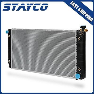 Radiator w/ TOC EOC for Chevy C3500 92-99 5.7L V8