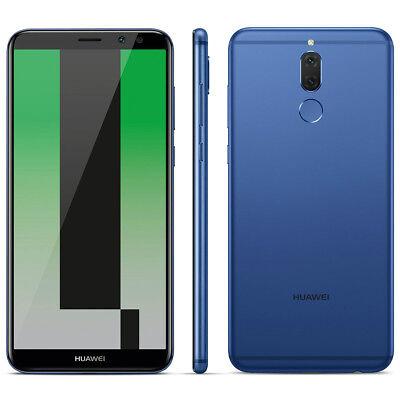"HUAWEI MATE 10 LITE 64GB AURORA BLUE 5.9""4GB GAR ITALIA NO BRAND DUALSIM 64 GB"