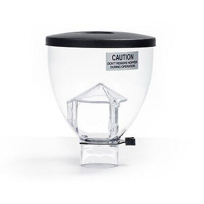 Mazzer Mini Espresso Grinder Hopper - Complete Hopper W Lid - Oem - Expresso