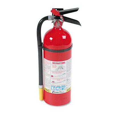 Kidde Proline Pro 5 Mp Fire Extinguisher 3a 40bc195psi16.07hx4.5 Dia5lb