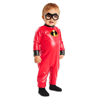 DISNEY STORE SIZE 18-24 MONTHS JACK JACK FOR BABY COSTUME INCREDIBLES 2 NWT (Incredibles Costume For Baby)